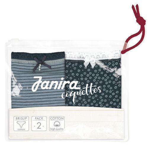Pack 2 Mini Coquettes Janira