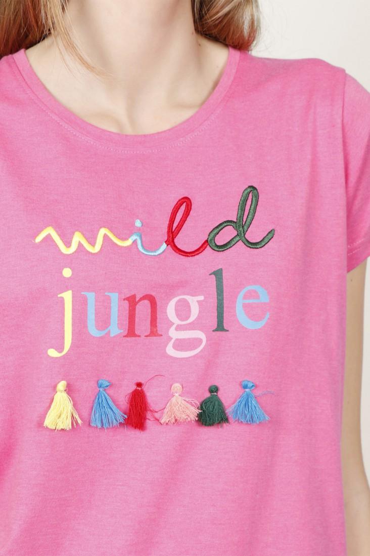 Pijama Corto Wild Jungle Admas
