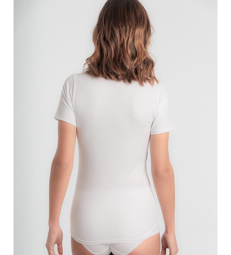 Camiseta Manga Corta Thermal Playtex