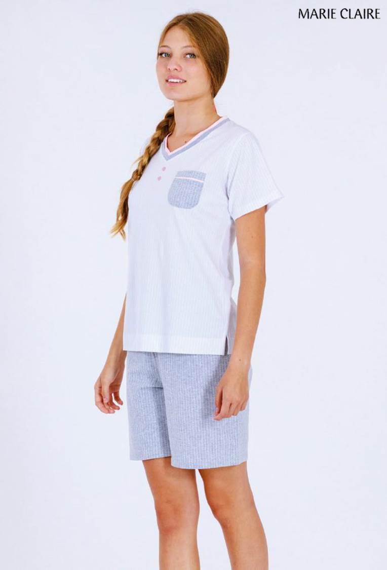 Pijama Corto Marie Claire
