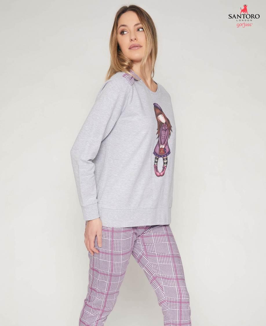 Pijama Largo Gorjuss