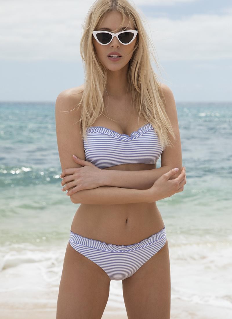 Bikini Bandeau Copa B Ysabel Mora