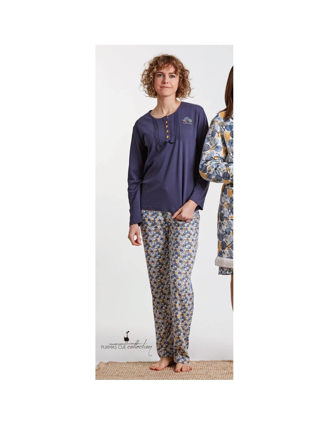 Pijama Largo Cue