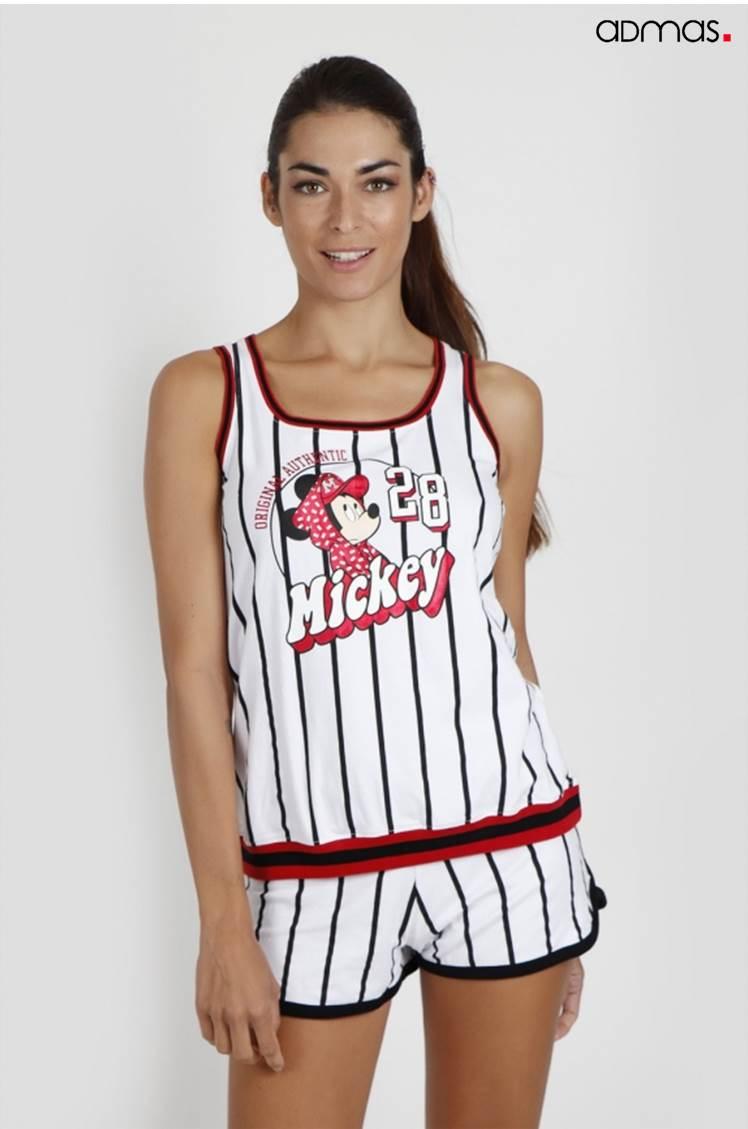 Pijama Tirante Minnie Admas