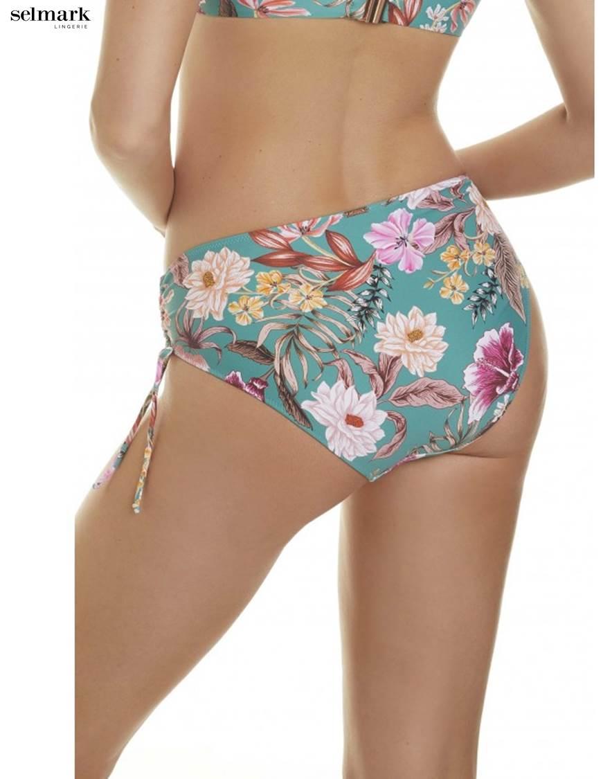 Bikini Bandeau Floral Selmark