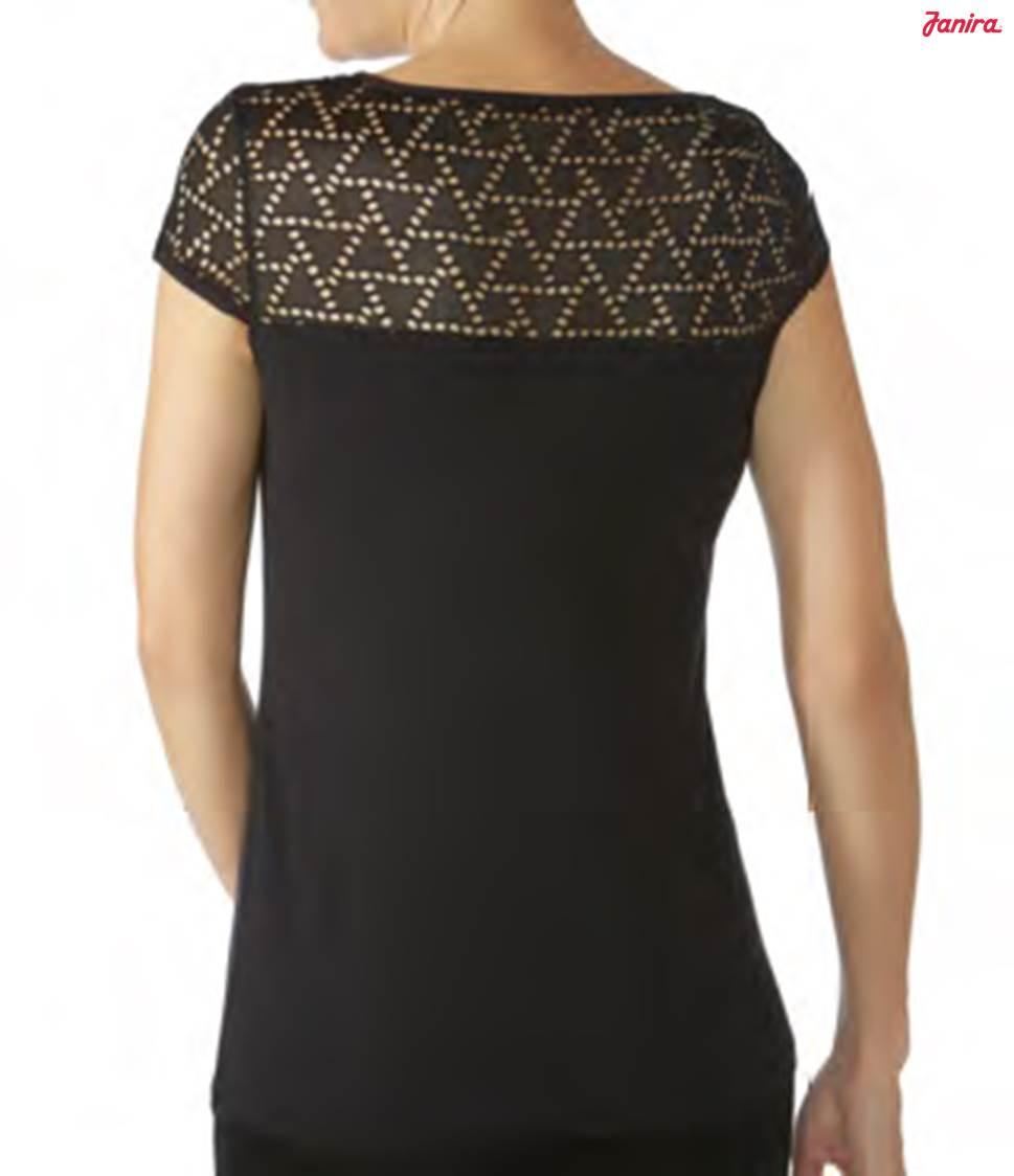 Camiseta Triangles Modal Janira