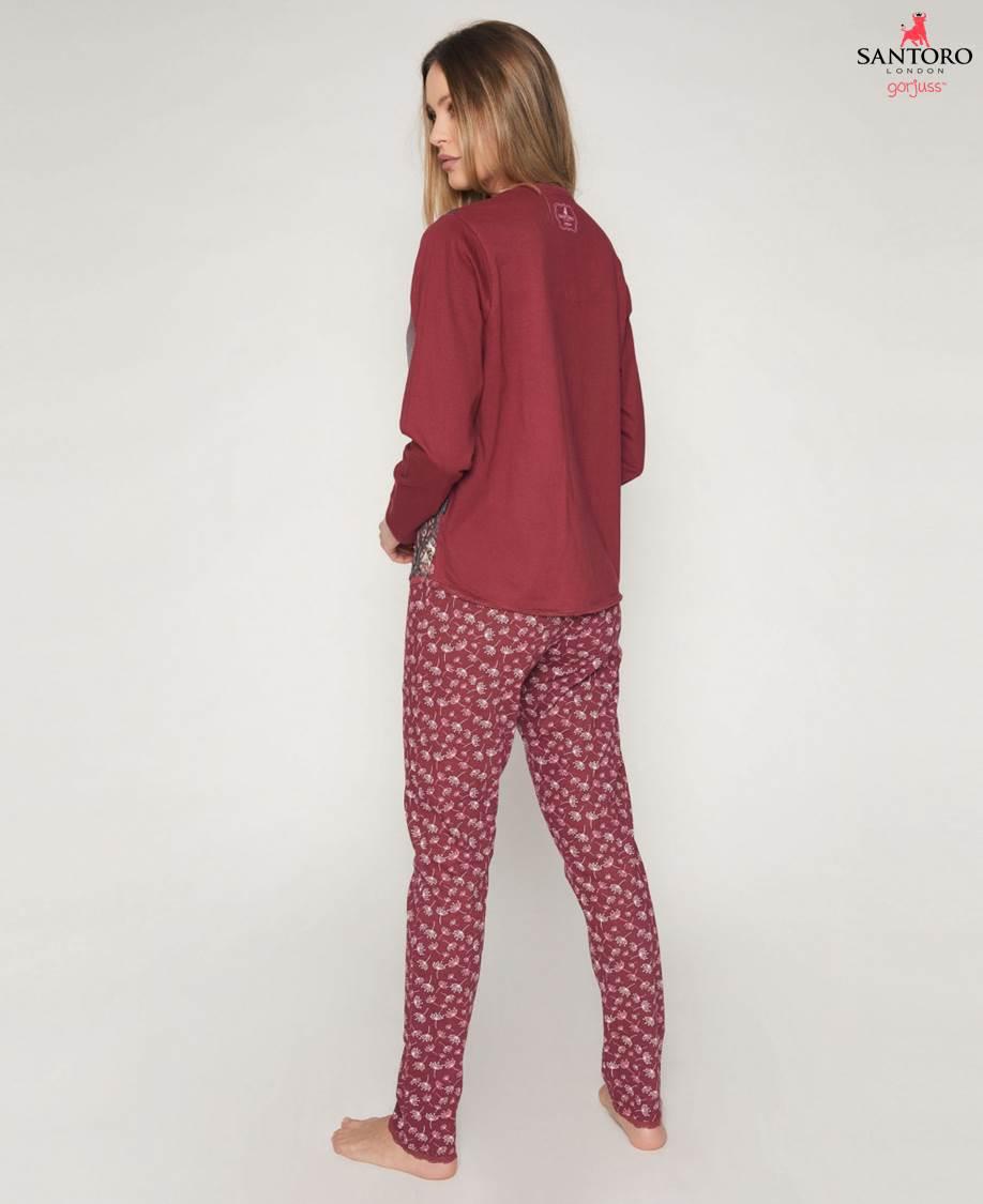 Pijama Largo Gorjuss Admas