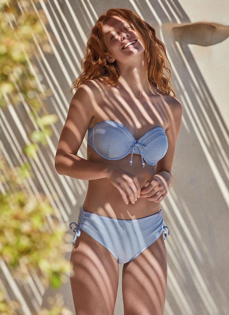 Bikini Bandeau C Santorini Ysabel Mora