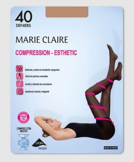 Panti Compression Esthetic 40 Den Marie Claire