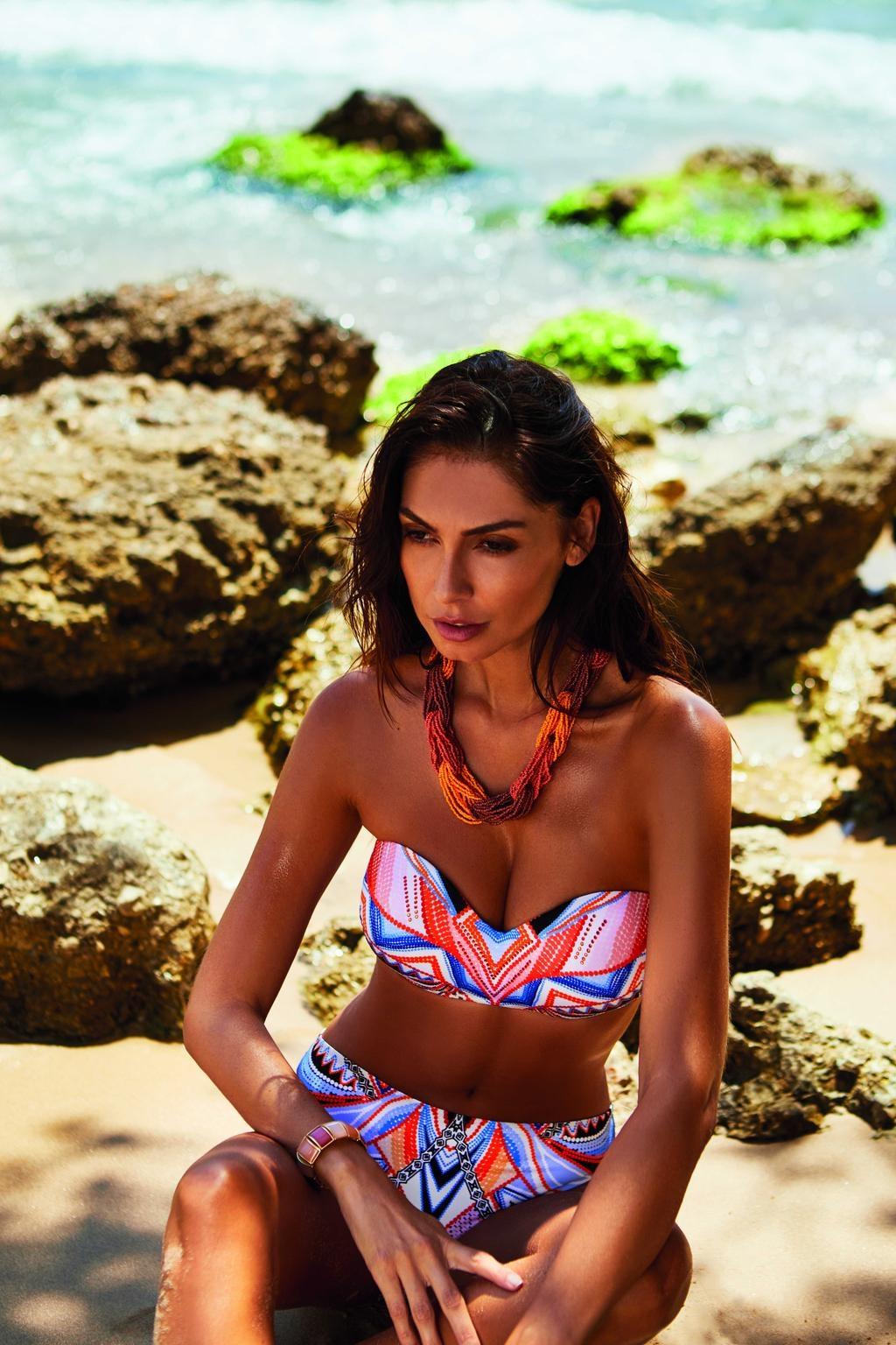 Bikini Calipso C Bandeau Nuria Ferrer