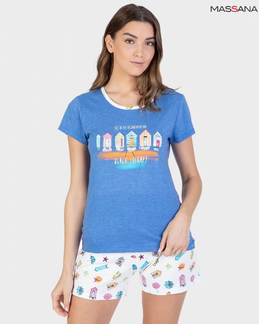Pijama Corto de Massana
