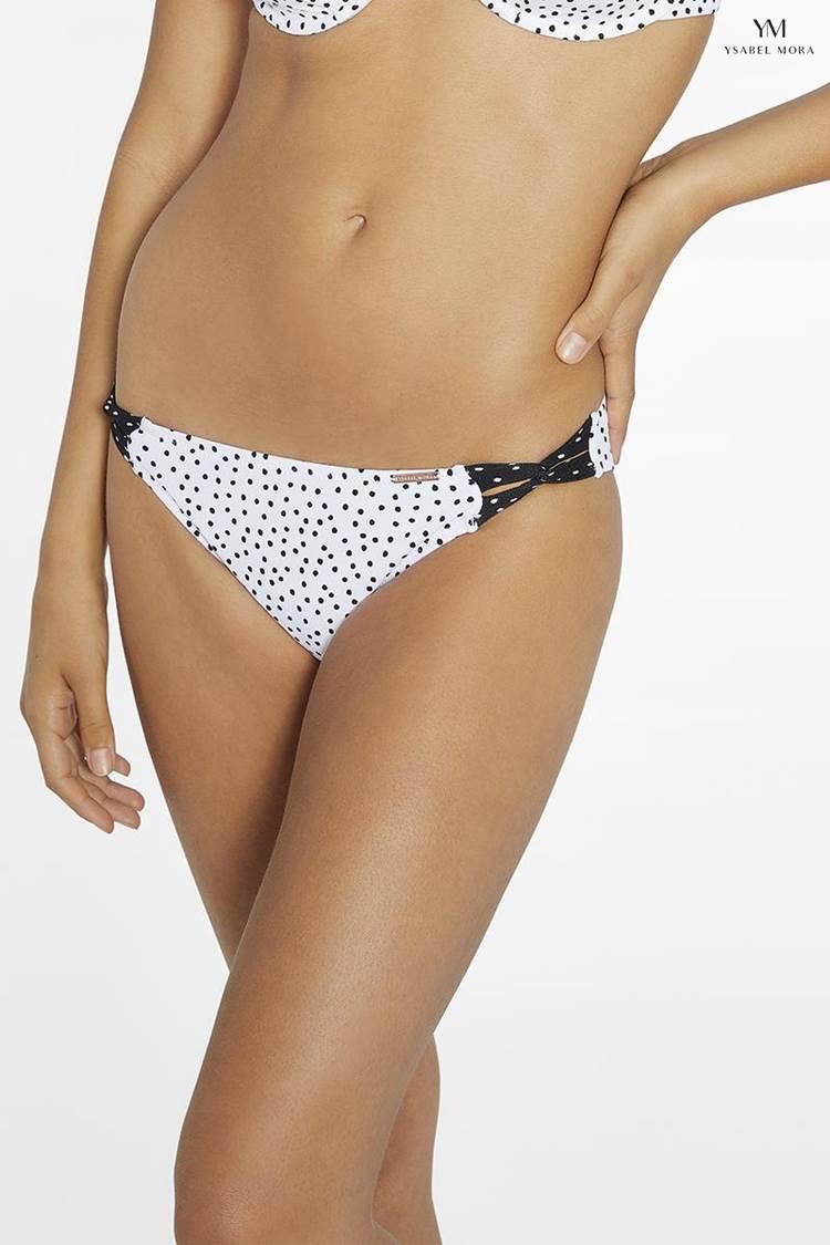 Bikini Bandeau C Ivory Ysabel Mora
