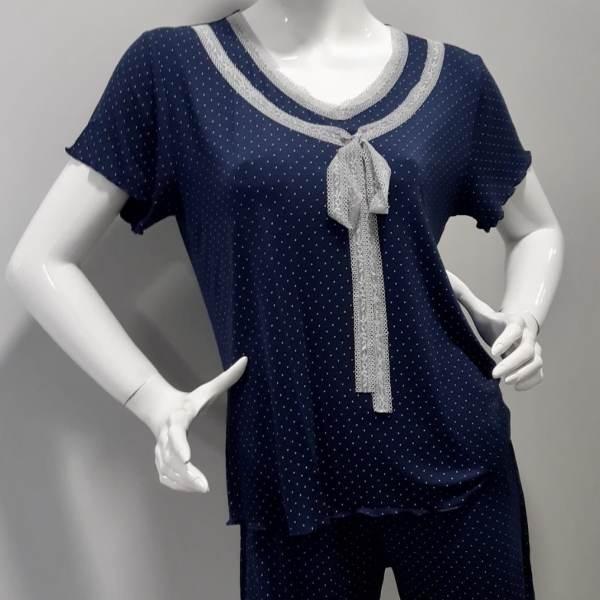 Pijama Corto Mujer Cue
