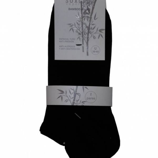 Pack 2 Calcetines Bambú Soxland