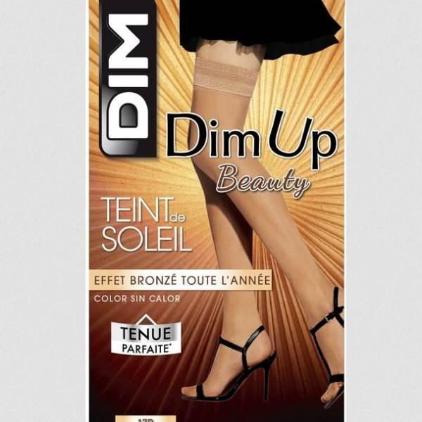 Medias Teint de Soleil Dim Up