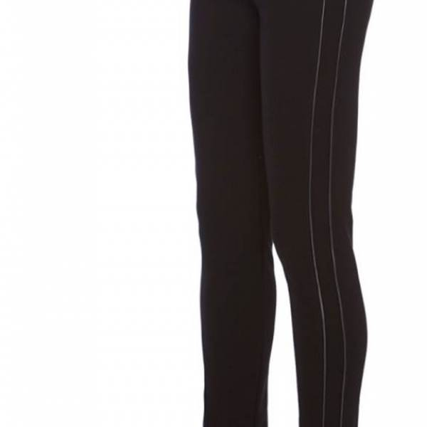Legging Leather Strip Janira