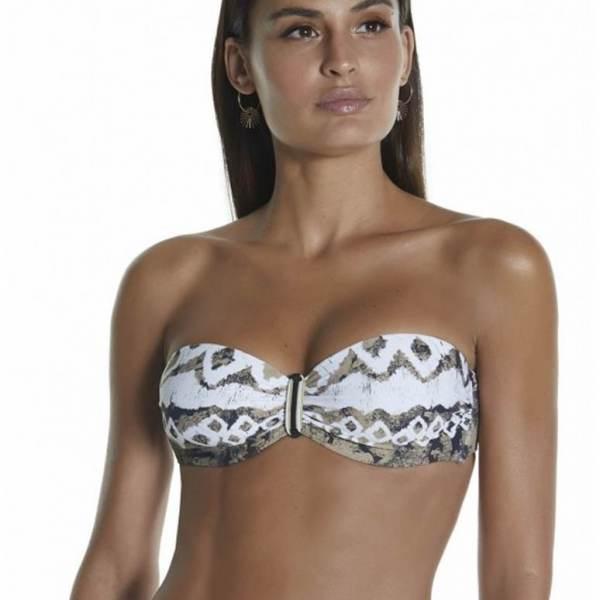Bikini Bandeau Étnico Selmark