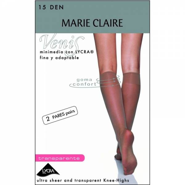 Minimedia Transparente 15 Den Marie Claire