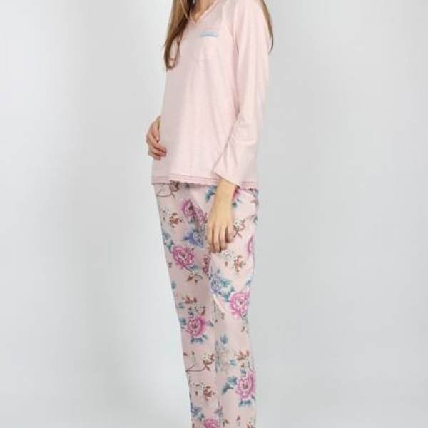 Pijama Flower & Birds ADMAS