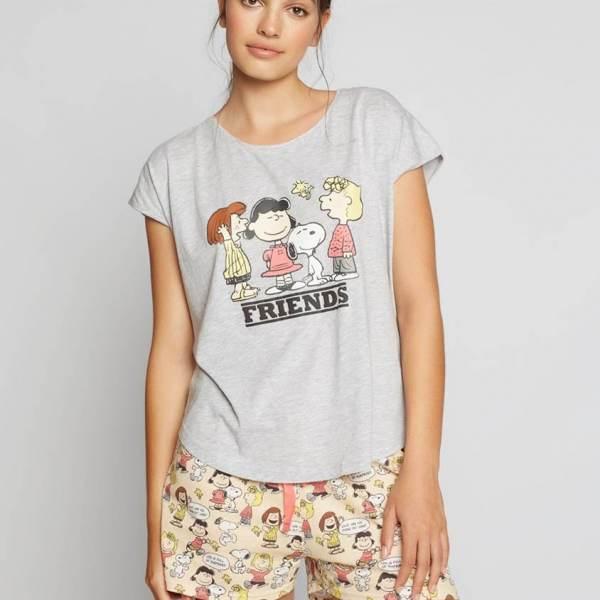 Pijama Snoopy Friends Gisela
