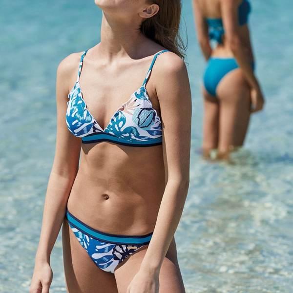 Bikini Triángulo Nantes Ysabel Mora