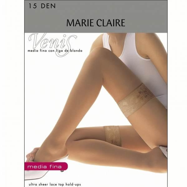 Media Blonda Silicona 15 Den Marie Claire
