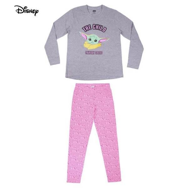 Pijama Largo Mujer Mandalorian
