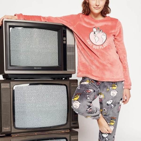 Pijama Snoppy Gisela