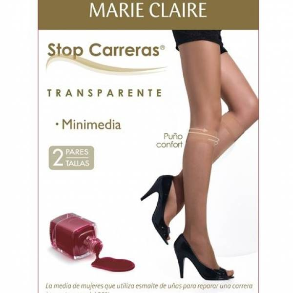 Pack 2 Minimedia Stop Carreras Marie Claire